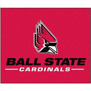 Fan Mats Ball State University Tailgater Mat