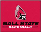 Fan Mats Ball State University All Star Mat