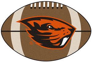 Fan Mats NCAA Oregon State University Football Mat