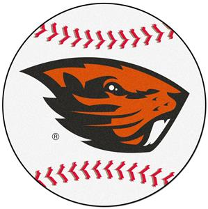 Fan Mats NCAA Oregon State University Baseball Mat