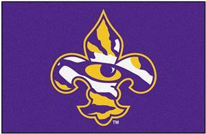 Fan Mats Louisiana State University Starter Mat