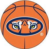 Fan Mats Auburn University Basketball Mat