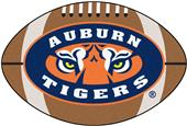 Fan Mats Auburn University Football Mat