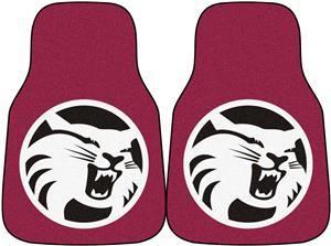 Fan Mats Cal State Chico Carpet Car Mats (set)