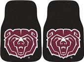Fan Mats Missouri State Carpet Car Mats (set)