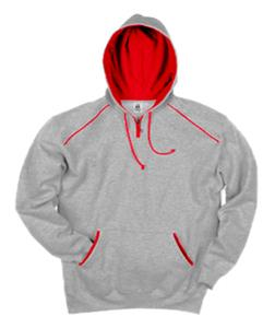 Badger Razor Fleece Hoodies