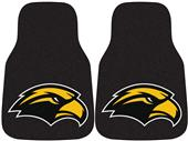 Fan Mats Southern Mississippi Car Mats (set)