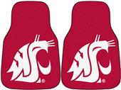 Fan Mats Washington State Univ Car Mats (set)