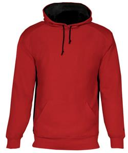 Badger Colorblock Fleece Hoodies