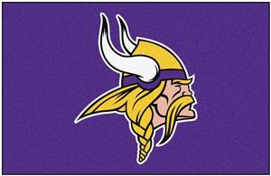 Fan Mats NFL - Minnesota Vikings Starter Mat
