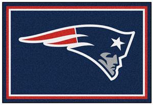 Fan Mats NFL New England Patriots 5x8 Rug