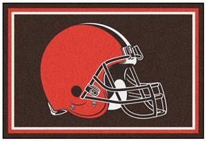 Fan Mats NFL Cleveland Browns 5x8 Rug