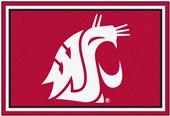 Fan Mats Washington State University 5x8 Rug