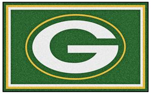Fan Mats NFL - Green Bay Packers 4x6 Rug