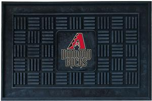 Fan Mats Arizona Diamondbacks Medallion Door Mat