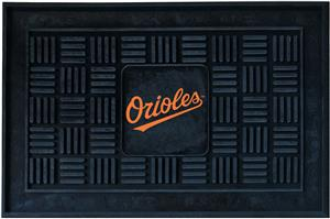 Fan Mats MLB Baltimore Orioles Medallion Door Mat