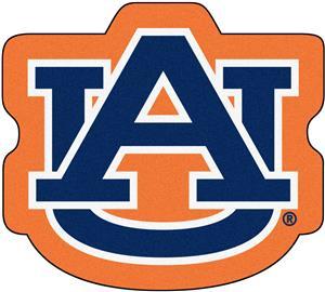 Fan Mats NCAA Auburn University Mascot Mat