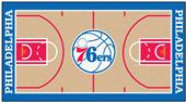 Fan Mats NBA Philadelphia 76ers Court Runner