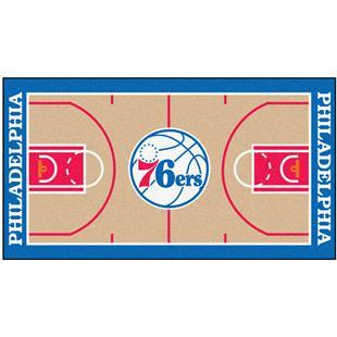 Fan Mats NBA Philadelphia 76ers Court Runner
