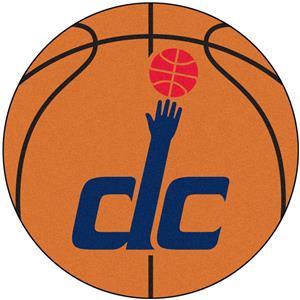 Fan Mats NBA Washington Wizards Basketball Mat
