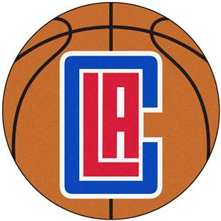 Fan Mats NBA Los Angeles Clippers Basketball Mat