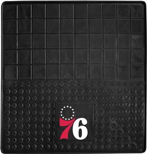 Fan Mats NBA 76ers Heavy Duty Vinyl Cargo Mat
