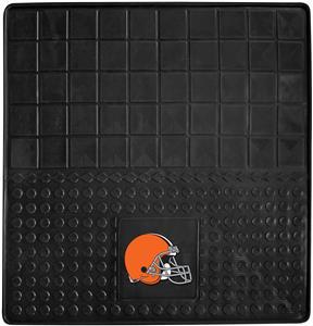 Fan Mats NFL Browns Heavy Duty Vinyl Cargo Mat