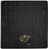 Fan Mats NHL Wild Heavy Duty Vinyl Cargo Mat