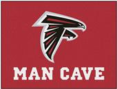 Fan Mats NFL Atlanta Falcons Man Cave All-Star Mat