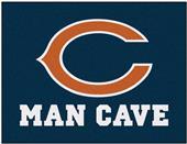 Fan Mats NFL Chicago Bears Man Cave All-Star Mat