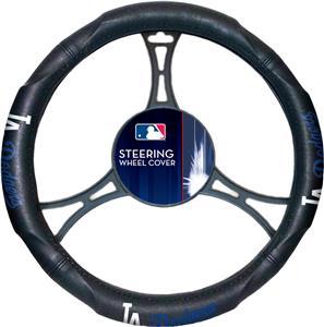 Northwest MLB LA Dodgers Car Steering Wheel Cover