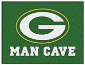 Fan Mats Green Bay Packers Man Cave All-Star Mat