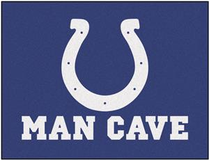 Fan Mats Indianapolis Colts Man Cave All-Star Mat