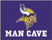 Fan Mats NFL Vikings Man Cave All-Star Mat