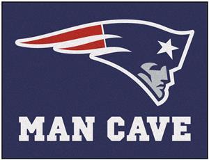 Fan Mats NFL Patriots Man Cave All-Star Mat