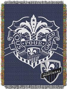 Northwest MLS Montreal Handmade Tapestry Throw
