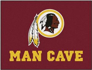 Fan Mats NFL Redskins Man Cave All-Star Mat