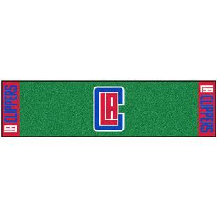 Fan Mats NBA Los Angeles Clipper Putting Green Mat