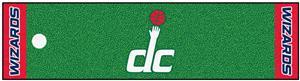 Fan Mats NBA Washington Wizards Putting Green Mat