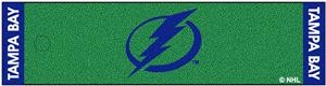 Fan Mats NHL Tampa Bay Lightning Putting Green Mat