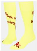 Red Lion Play Ball Knee Hi Socks