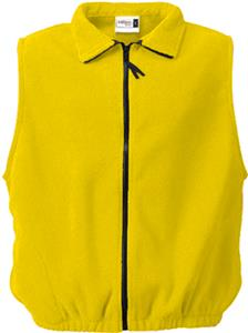 Badger Full Zip Polar Fleece Vests