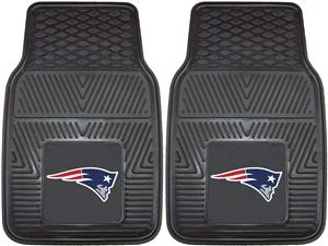 Fan Mats New England Patriots Vinyl Car Mats (set)