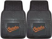 Fan Mats Baltimore Orioles Vinyl Car Mats (set)