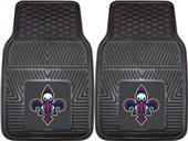 Fan Mats New Orleans Pelicans Vinyl Car Mats (set)