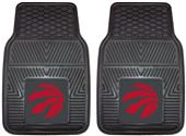 Fan Mats NBA Toronto Raptors Vinyl Car Mats (set)