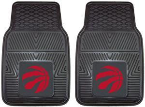 Fan Mats NBA Toronto Raptors Vinyl Car Mats (set)