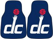 Fan Mats Washington Wizards Carpet Car Mats (set)