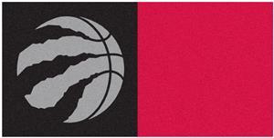 Fan Mats NBA Toronto Raptors Team Carpet Tiles