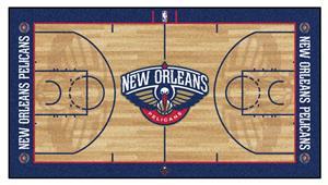Fan Mats Pelicans Large NBA Court Runners